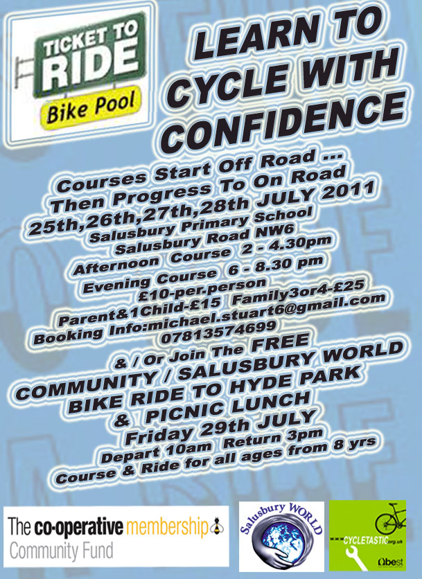 Cycle with Confidence