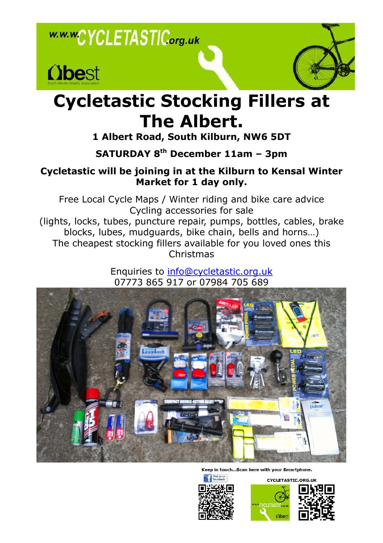 Cycletastic next event poster